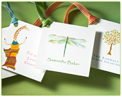 Lobird personalized gift tags