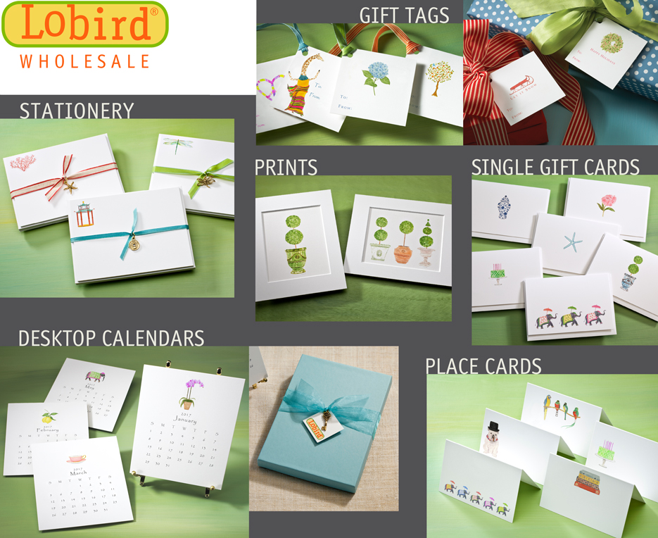 lobird wholesale collection