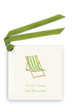Beach Chair - Green